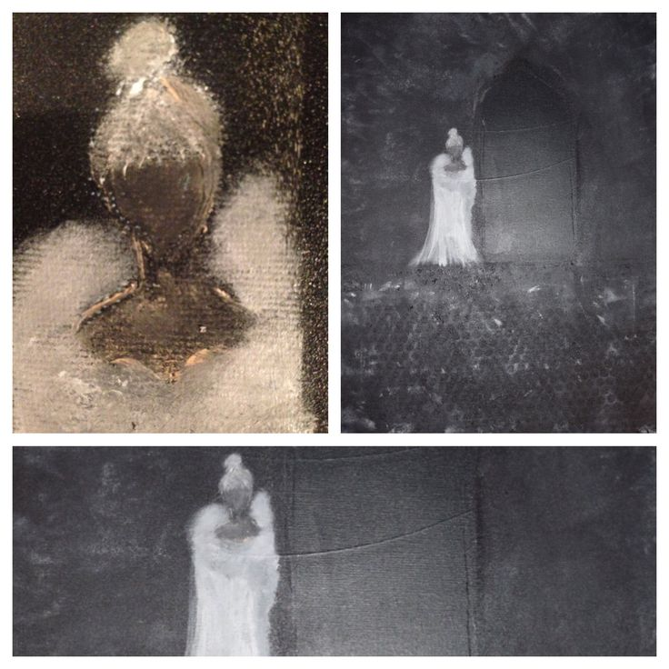 Abandoned bride.Sign by Maria Vane-Tempest.2016