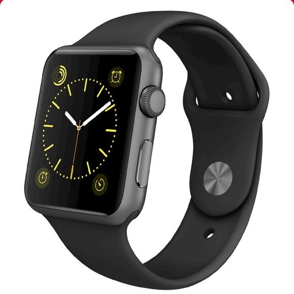 Apple Watch Sport 38MM Brand new! Never opened, sealed. Apple Accessories Watches