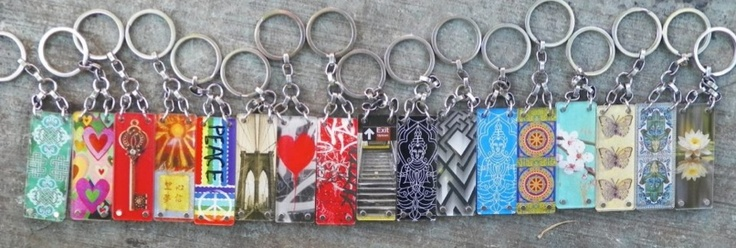 Fortune Keeper Key chains and jewelry