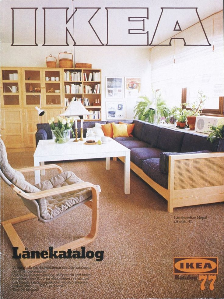 5 Retro Ikea Catalogs We Re Still Pulling Inspiration From