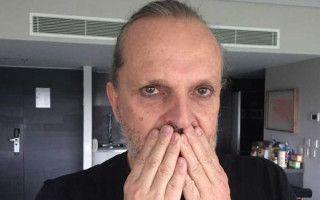 Miguel Bosé cancela concierto por lesión lumbar Padece una grave contractura crónica