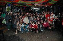"""El sábado 14 de Diciembre, tuvo lugar la Fiesta de navidad Best Buddies 2013 en la discoteca """" Mañana no salgo"""", de Madrid! Fuimos más de 100 personas las que pasamos una tarde divertida llena de reencuentros, merienda, música y regalos de una estupenda rifa!! Muchas gracias a todos por venir!! y también queremos agradecer especialmente a Carlos y Quique , responsables de la sala mañana no salgo, por cedernos un espacio tan genial!!!"""