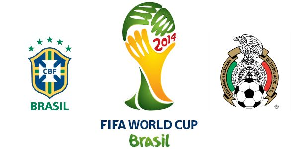 México vs Brasil en vivo por internet – Brasil 2014