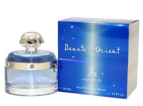 Johan B Beaute D'Orient Eau De Parfum Spray for Women, 3.4 Ounce