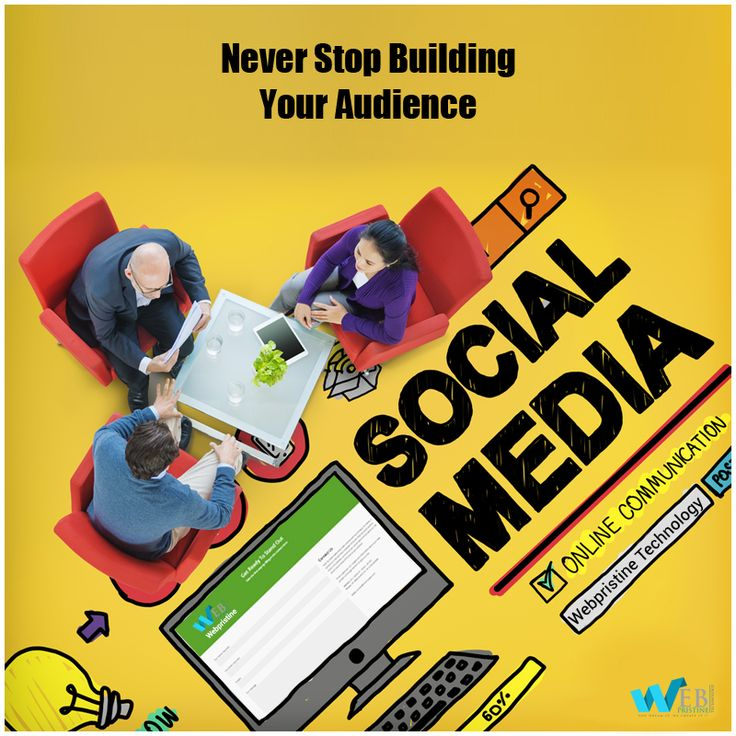 Are you building Your Brand? It's a never-ending process where you never stop building your audience.