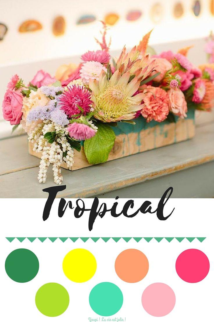 best 25 tropical colors ideas on pinterest pantone colour palettes pink palette and pastel. Black Bedroom Furniture Sets. Home Design Ideas