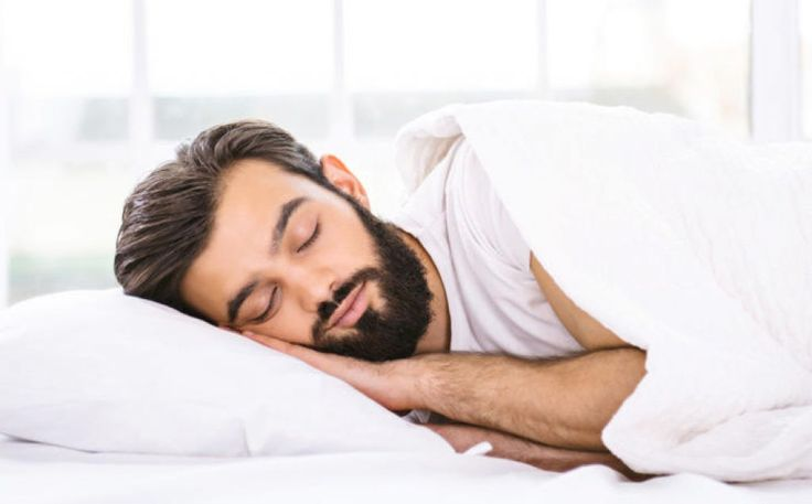 How To Get An Erection On Command #7. Getting Enough Sleep To Boost Testosterone