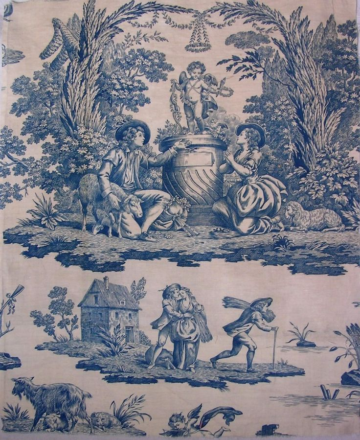 1000 ideas about french fabric on pinterest toile for French toile fabric