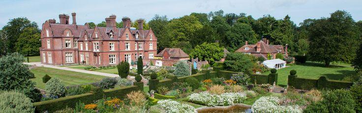 Doddington Place Gardens in Kent.
