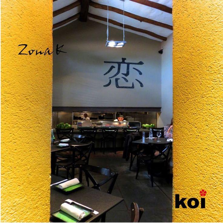 #zonak #Usaquen #Restaurante #Koi  #zonakbogota #restaurantekoi Usaquén Calle 119 no 6A-17 2133919