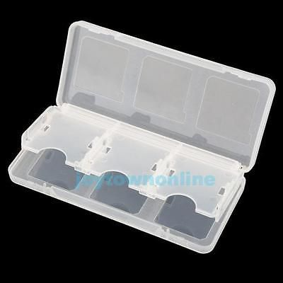 CHEAP 6-in-1 Game Card Case Holder Cartridge Box for Nintendo 3DS XL LL DS Lite