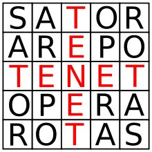 Sator-Quadrat Kap. 192
