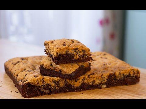 Bookies : mi-brownies et mi-cookies