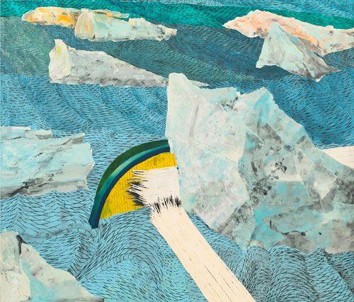 Andrew Piedilato Paintings