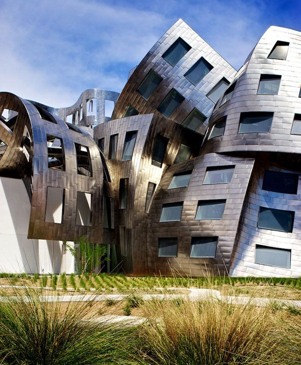 Lou Ruvo Center, Cleveland Clinic // Frank Gehry
