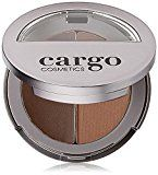 Cargo Brow Kit, Medium - Cargo Brow Kit, Medium   Two-in-one Brow Kit creates perfectly shaped arched brows Long wearing brow powder helps fill in, shape, correct and emphasize the natural arch of the brow A color-coordinated tinted wax tames and sets the brows  Two-in-one brow kit to create perfectly shaped arched brows. Long wearing brow powder helps fill in, shape, correct and emphasize the natural arch of the brow. A color-coordinated tinted wax tames and sets the brows.