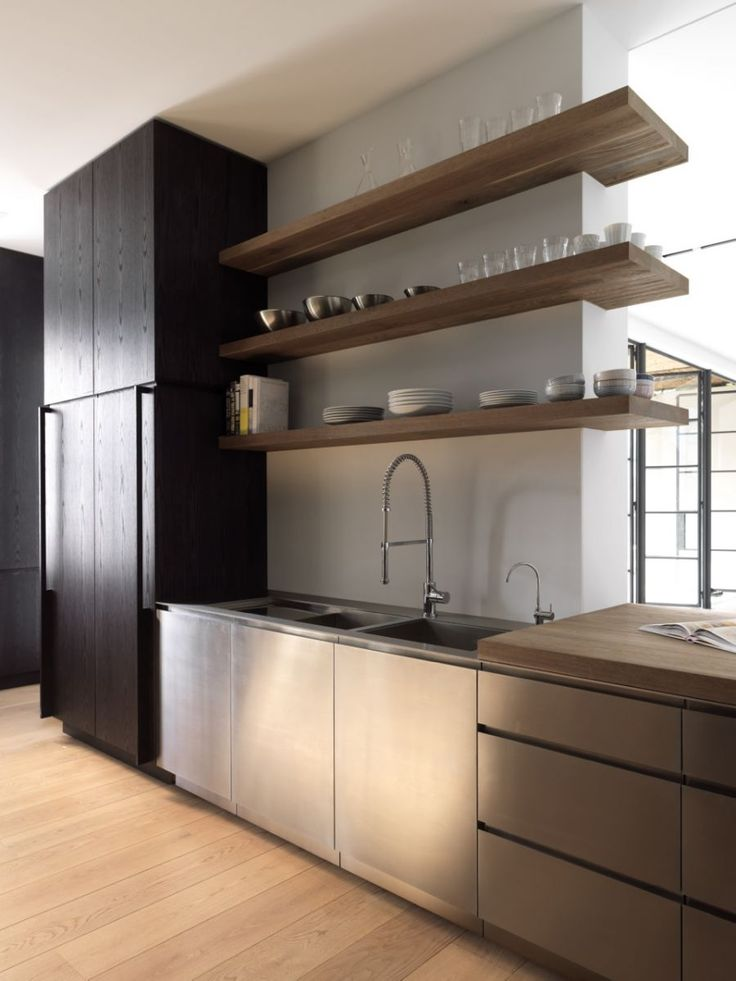 The Benefits Of Open Shelving In The Kitchen: 189 Best Images About Freeforms Kitchen On Pinterest