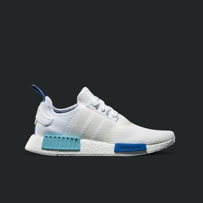 Adidas NMD Runner todas blanco Zombie