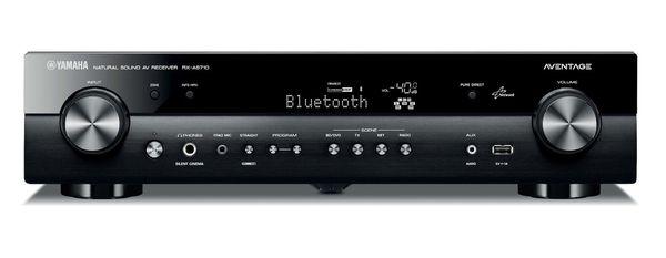 Yamaha #RX-AS710 Network AV Receiver