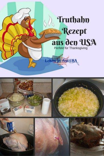 Rezept für Truthahn - So macht mein Mann Turkey - Eine amerikanische Tradition zu Thanksgiving und Christmas. Vielleicht eine gute Idee für dein Weihnachtsmenü? http://lebenindenusa.com/truthahn-rezept/ ...
