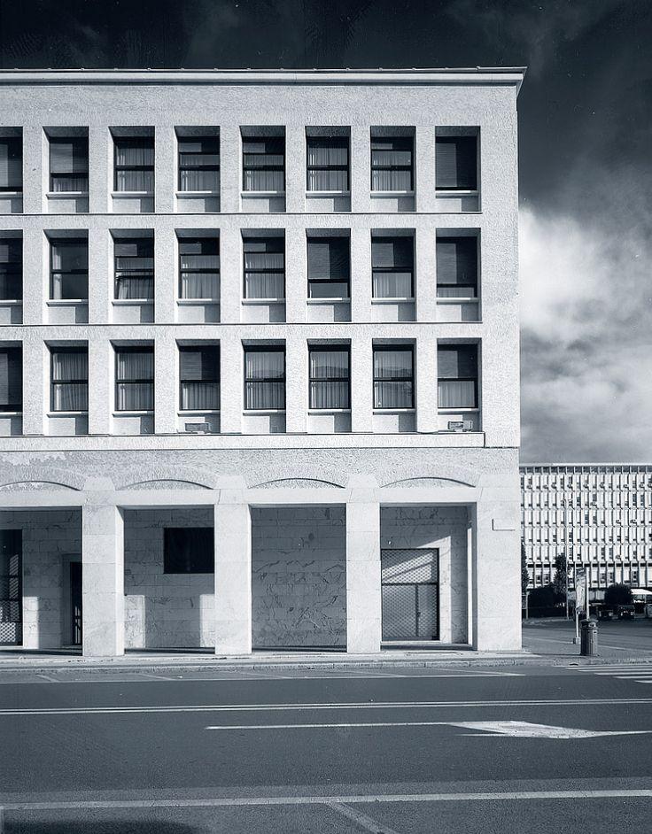 the palazzo di congressi in rome fascist architectureurban architectureclassical - Classical Modern Architecture