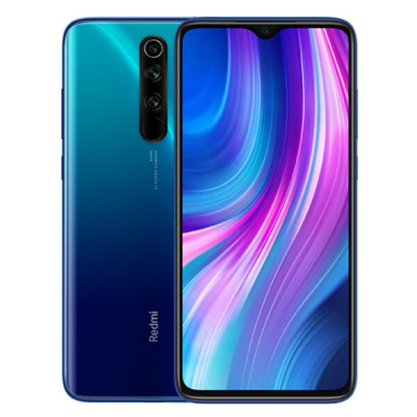 Xiaomi Redmi Note 8 Pro Global Version 6 53 Polegadas 64mp Camera Traseira Traseira 6gb 128gb In 2020 Xiaomi Smartphone Hacks Smartphone