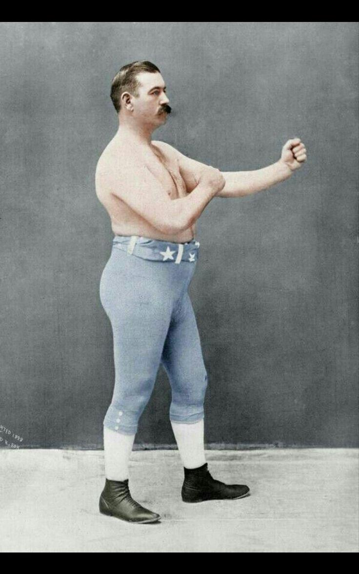 John L sulivan Deportes de lucha, Boxeo, Boxeadora