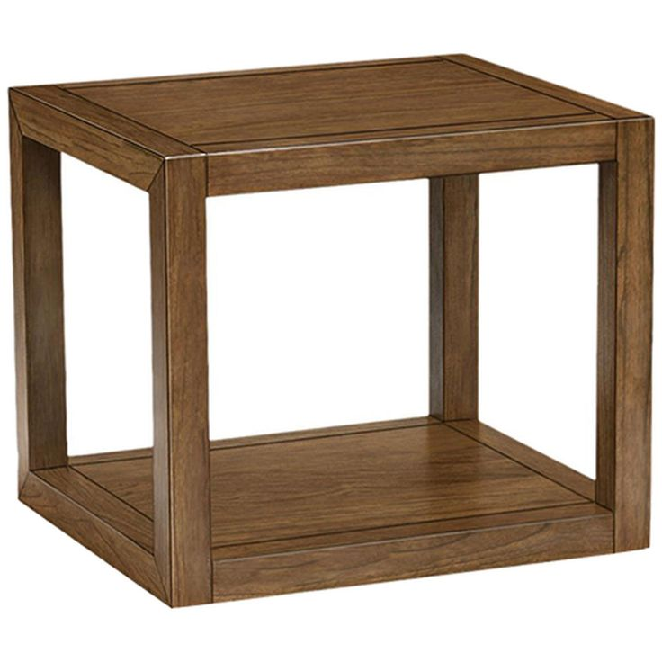 From Ethan Allen Get It Before Its Gone The Frame End Table As Seen In 2014 HGTV New Living RoomHgtv