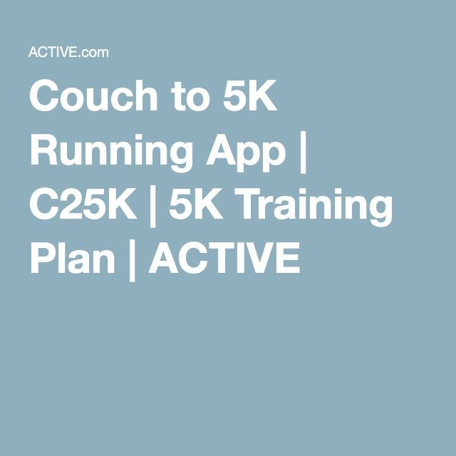 Couch To 5k Treadmill Jerusalem House