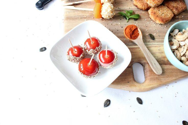 Ces 3 recettes de brochettes tombent à pic pour une belle planche apéro facile et rapide à préparer ! #Healthy #bio www.iletaitunenoix.com