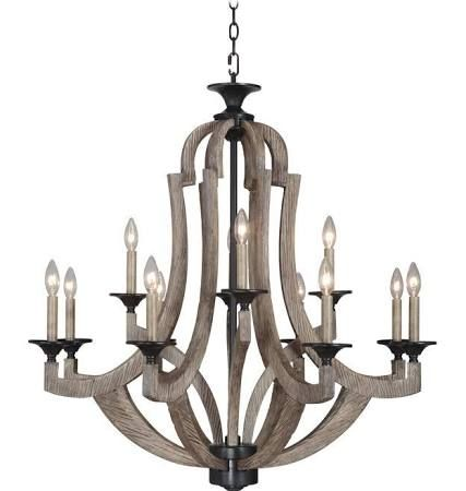 large transitional chandelier - Google Search