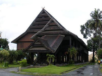 Balla Lompoa (a reconstruction of the palace of Gowa Kingdom)- Kingdom of Gowa, Gowa regency