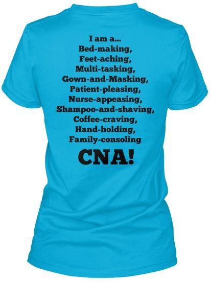 CNA shirt<3