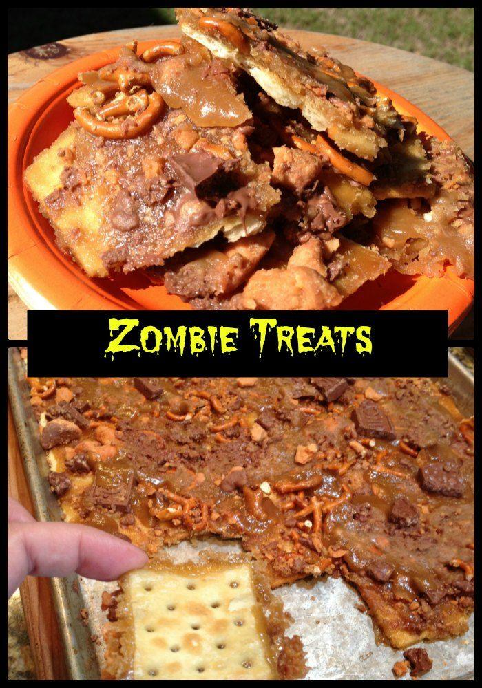 176 best zombie freak images on pinterest halloween ideas make up easy halloween party food ideas trickurtreat shop cbias forumfinder Images