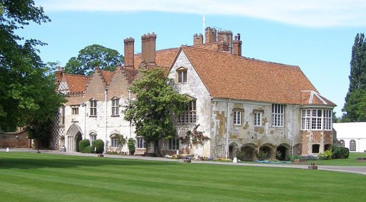 Inspiration for Nethercross: Bisham Abbey
