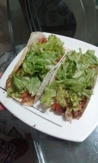 Tacos de Chile con Carme
