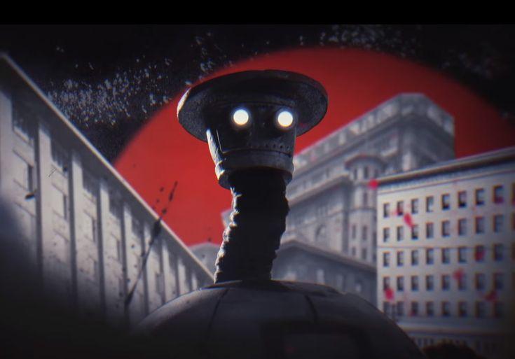 El robot comunista de los valencianos ZOO en primicia para 'Público'