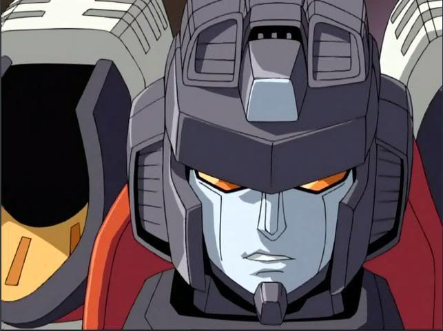 Transformers Armada Starscream---One of my fav versions of Starscream