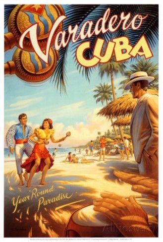Varadero, Kuba Kunst bei AllPosters.de