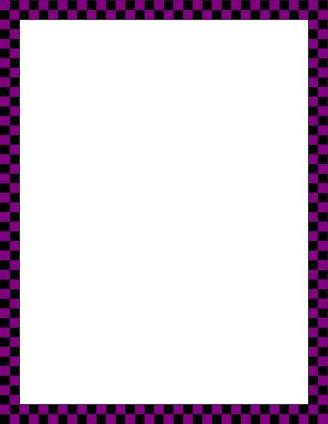 printable purple and black checkered border  free gif  jpg  pdf  and png downloads at