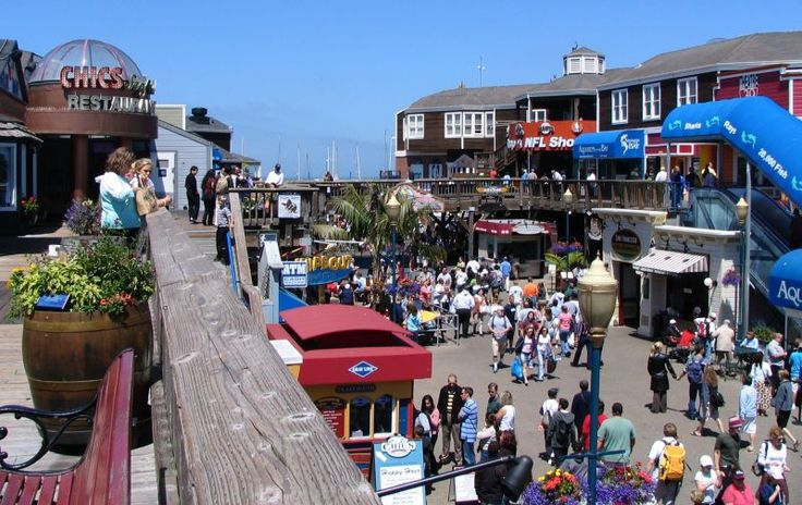 san francisco pier 39 restaurants | Pier 39
