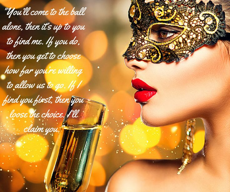 It's at a masked ball that Ami finds it hard to keep the two men a secret from each other.