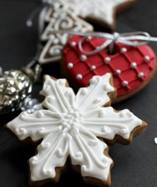 Create stunning #christmas #cookies