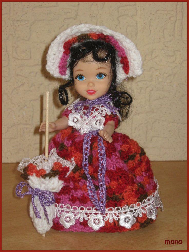doll 24 - model from the Biedermeier
