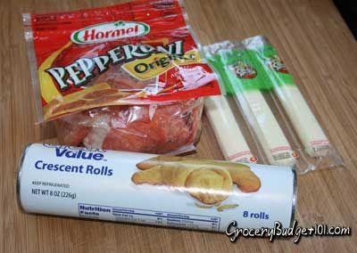 GroceryBudget101.com- - Simple Pizza Bites | Dirt Cheap Recipes