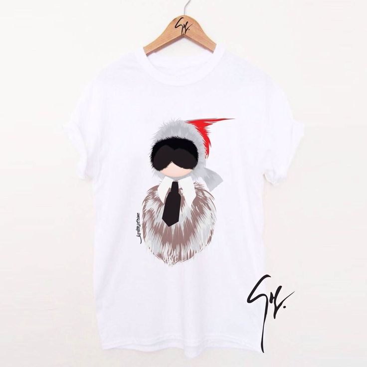 Karlito jetaime tee by share.our.soul