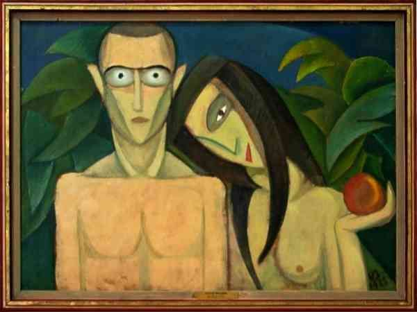 ion tuculescu 1910 - 1962 | VICTOR BRAUNER (1903-1966)