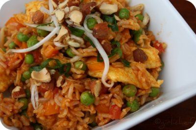 Curried Fried Rice by girlichef