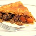 Meat pie, spécialité anglo-saxone. - Cooking Mumu