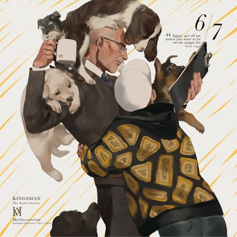 I only saved this because it has a schnauzer in it!!